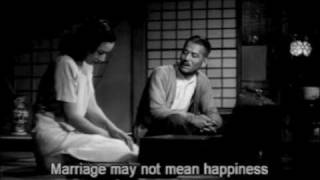 "Video ""Happiness comes only through effort"" - Late Spring (1949, Yasujiro Ozu) download MP3, 3GP, MP4, WEBM, AVI, FLV Mei 2018"