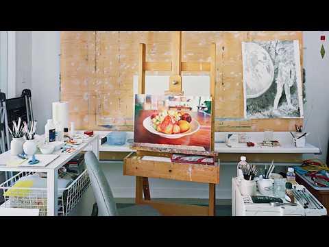 Joseph Hartman: The Artist's Studio