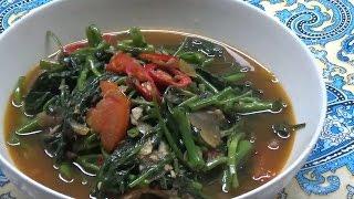 Resep Rahasia Restoran Memasak Tumis Kangkung - Dapur Syifa
