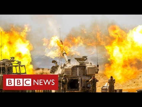 "UN warns of ""full-scale war"" as Israel-Palestinian violence intensifies - BBC News"