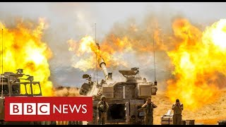 "UN warns of ""full-scale war"" as Israel-Palestinian violence intensifies - BBC News"
