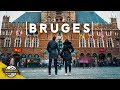 The ultimate day trip... Bruges!
