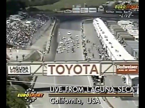 Fim sidecar world championship USA 1991