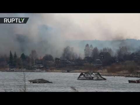 فرض حالة الطوارئ في كامل سيبيريا  - نشر قبل 3 ساعة