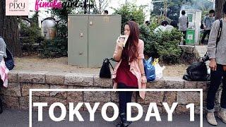 Tokyo Beauty Trip DAY1 (Harajuku & Shibuya)