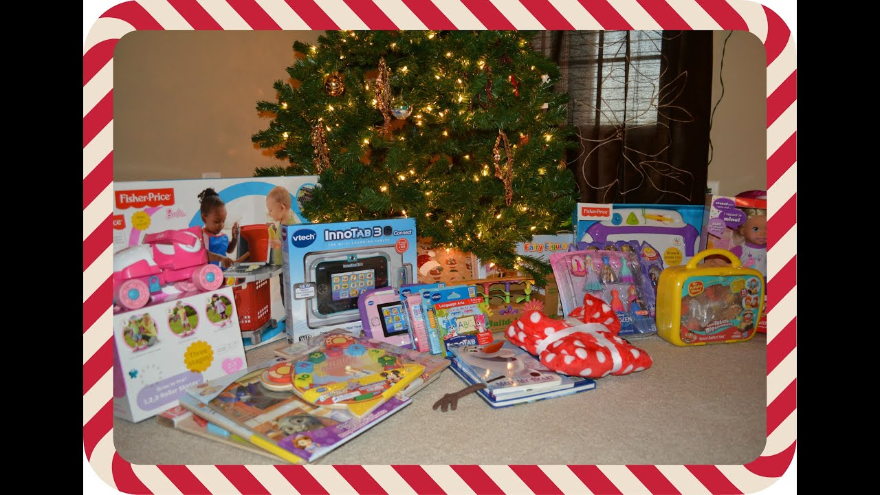 Gift Ideas for Toddlers! - YouTube