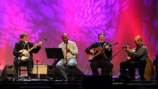 Kruger Brothers & Branford Marsalis - St. James Infirmary Blues (IBMA 2015)