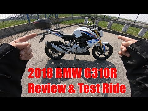 2018 BMW G310R review & test ride