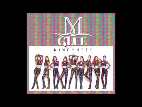 [Fanmade] Nine Muses - Glue (Digital Single) (Edited with Teaser Audio)