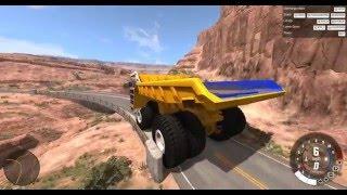 [BeamNG.Drive] - Belaz 75710 MEGA DUMP TRUCK - Smashing + More!