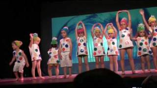 spectacle danse amandine