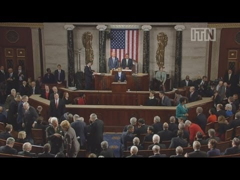 State of the Union Address 2014: Part 1 - US President Barack Obama on the minimum wage