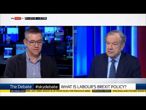 Sky News - All out Politics with Labour Leave Chair, John Mills