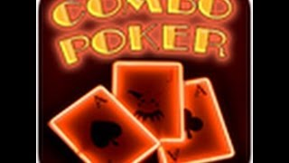 Combo Poker - Card, Puzzle Game - Video Game