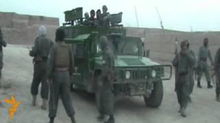 نیرو های امنیتی افغان، عملیات را د…