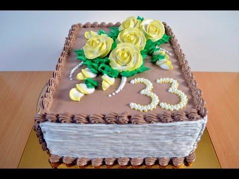 Book Cake Speed Decoration