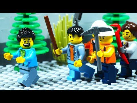 Lego City Adventures - ATM Robbery Fail
