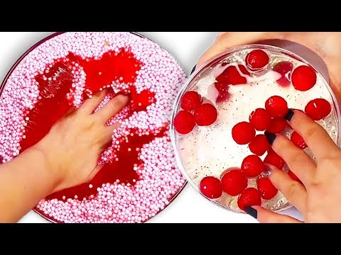 The Most Satisfying Slime ASMR Videos | Relaxing Oddly Satisfying Slime 2019 | 258