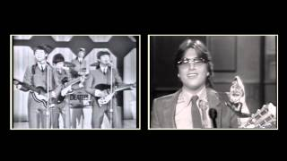 vinnie meets the beatles from me to you ed sullivan show 1964 late night 1982