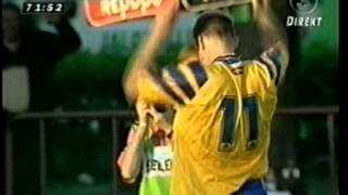 Estonia 2:3 Sweden 1997 (full highlights)