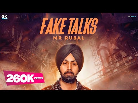 Fake Talks : Mr Rubal (Official Video) | Billa Ranewal | Latest Punjabi Songs 2018 | 9 One Music
