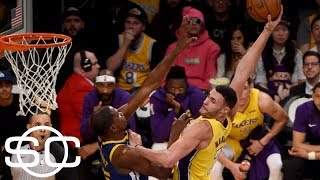 Larry Nance Jr.'s epic poster of Kevin Durant leads top 10 NBA plays last week | SportsCenter | ESPN