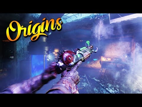 A Live Stream that puts BO4 Zombies in the title