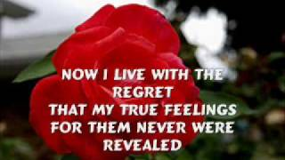 RONAN KEATING LYRICS,If Tomorrow Never Comes