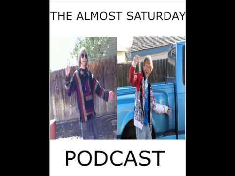 Almost Saturday Podcast #5 (Summer Marquez, John Stephenson, Josh Crosby, Samuel Burke)