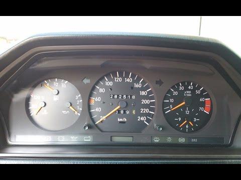 E200 m111 940 motor oil pressure