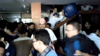 Violent assault on Nepal Telecom Engineers