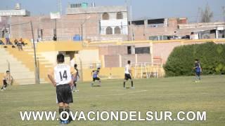Atlético Pisco - Def. Santa Ana - Copa Perú Etapa Provincial Arequipa 2015 - 14/06/2015