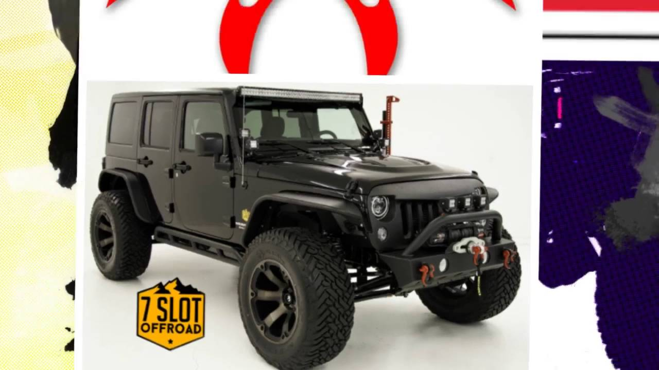 Custom Jeeps For Sale >> Custom Jeeps For Sale