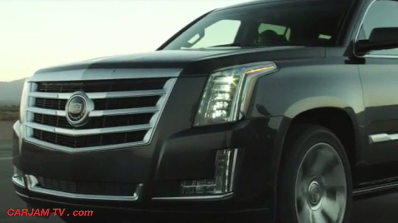 Cadillac Escalade 2015 Esv Video Interior Cadillac Escalade