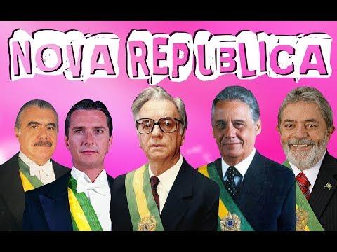 NOVA REPÚBLICA PARA O ENEM (História do Brasil) Aula #18