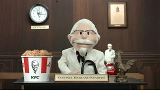 KFC | THE COLONEL HARLAND SANDERS S...
