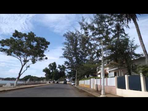 Sao Tome and Principe. Sao Tome on the wheels
