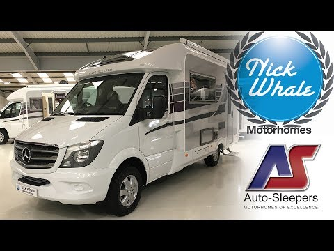 For Sale - Auto-Sleepers Bourton - Nick Whale Motorhomes