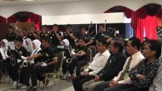 Majlis Penutup LATIHAN INTENSIF BRASS BAND KESATRIA UiTM Shah Alam ke-40