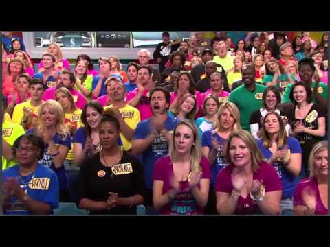 Daniel on The Price is Right (TPIR)!