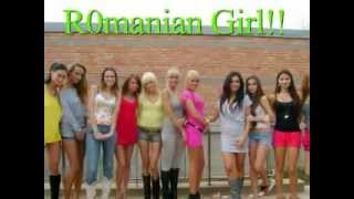 ROMANIAN GIRLS THE MOST BEAUTIFUL IN THE WORLD!