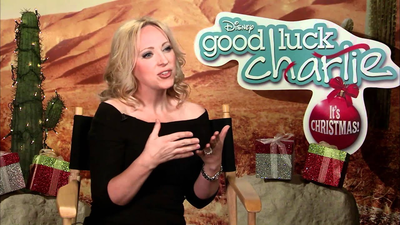 Good Luck Charlie, It's Christmas!' - Cast Interviews & Movie Clip ...