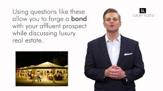 Luxury Agent | Cocktail Conversation Luxury Real Estate.