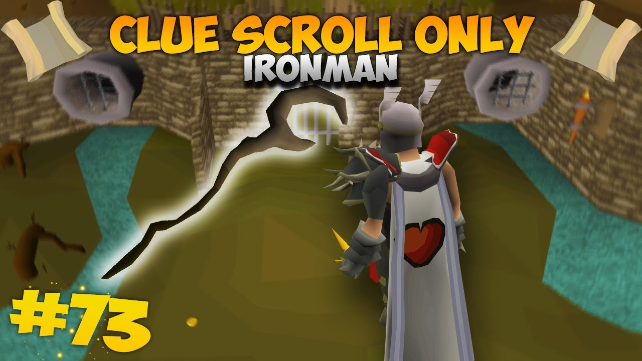 From Sorrow to Celebration! - Clue Scroll Only Ironman #73