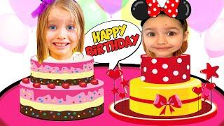 Милли и история забавных детей про День рождения Амми