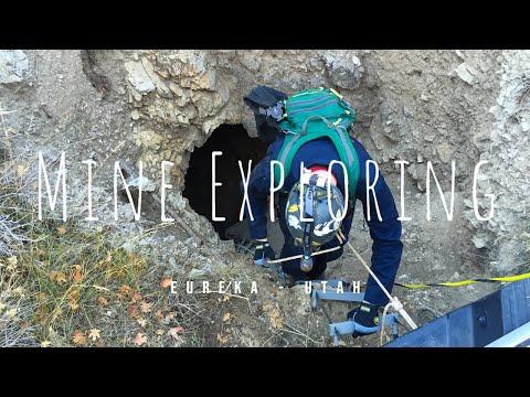 Mine Exploring - Eureka Utah