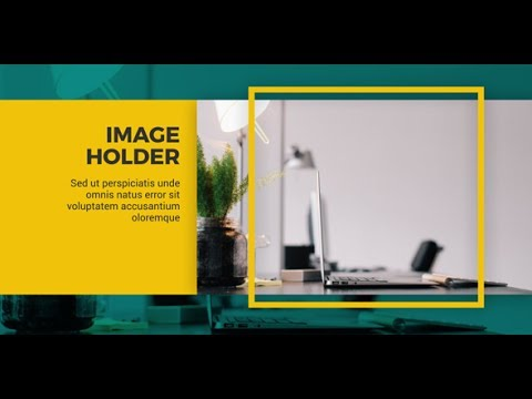 clean presentation | after effects template - youtube, Presentation templates