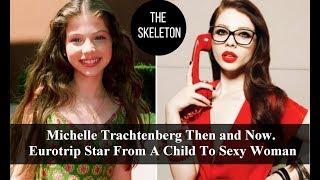 Michelle Trachtenberg Then and Now. Eurotrip Star From A Child To Sexy Woman