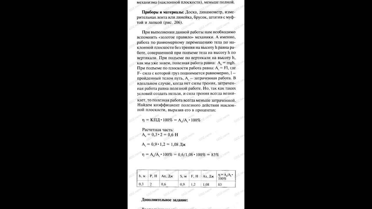 гдз по физике 7 клсс долголов