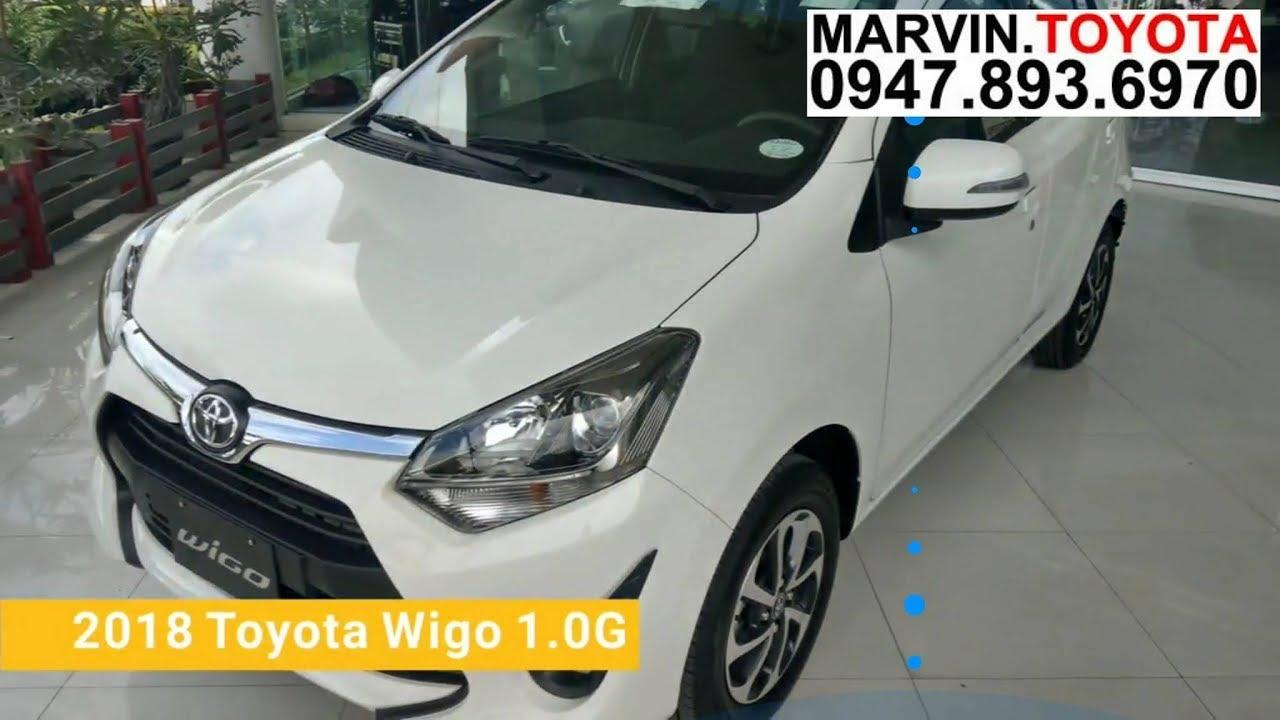 2018 toyota wigo 1 0g features  u0026 specs  philippines